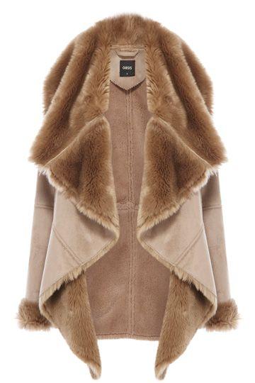 Fur Shearling Coats | Down Coat