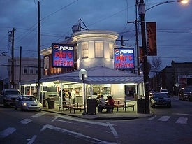 Pat's Cheesesteaks, Philly
