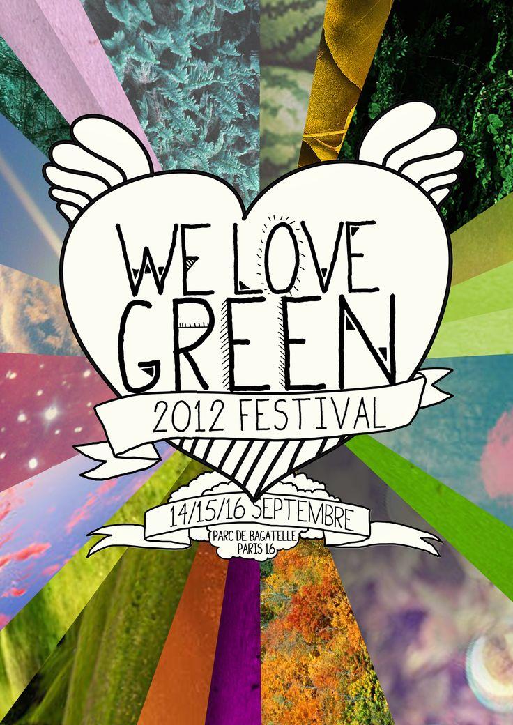 WE LOVE GREEN - Bois de Vincennes, Paris (France). Du 4 au 5 juin. Genre : Pop / Rock / Electro. Tarifs : Pass 2 jours : 72 €, Pass 1 jour (regular) : 42 €