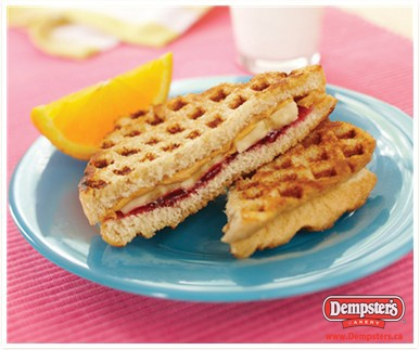 Grilled Peanut Butter Jammers From Dempstersca