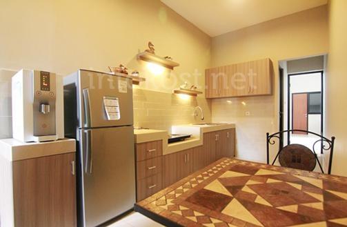 AntenesidjiTEN Residence's kitchen & dinning room