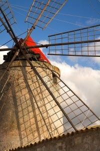 #Windmill at #salt pans of #Trapani in #Sicily, bebtrapanilveliero.it