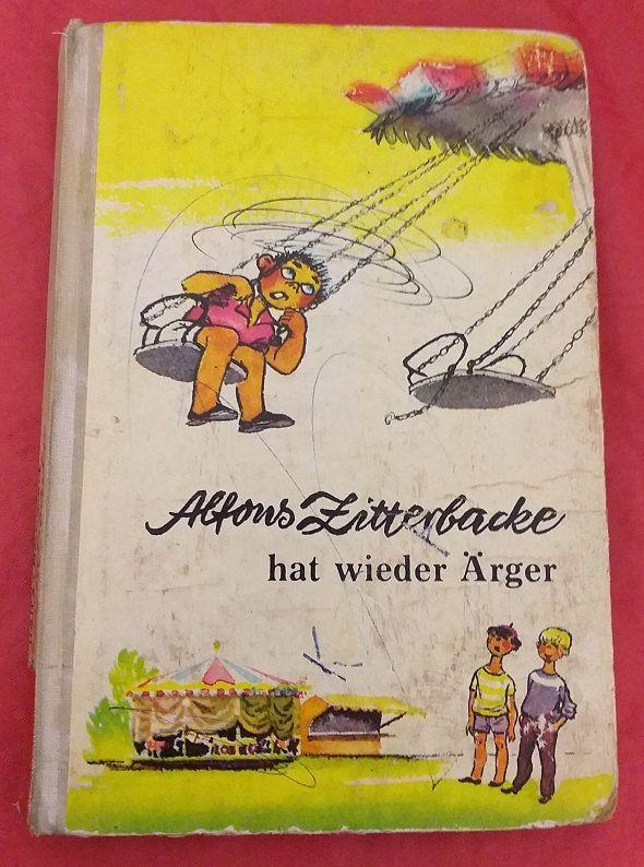 Alfons Zitterbacke Hat Wieder ärger Ab 10 Jahre Bucheinband Kinderbücher Buchladen