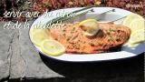 Recette de saumon mariné au barbecue