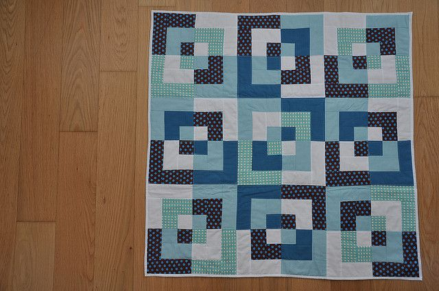 baby quilt | Flickr - Photo Sharing! such a cute baby quilt!