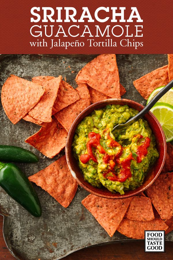 A nice twist on the classic appetizer with spicy Sriracha ...