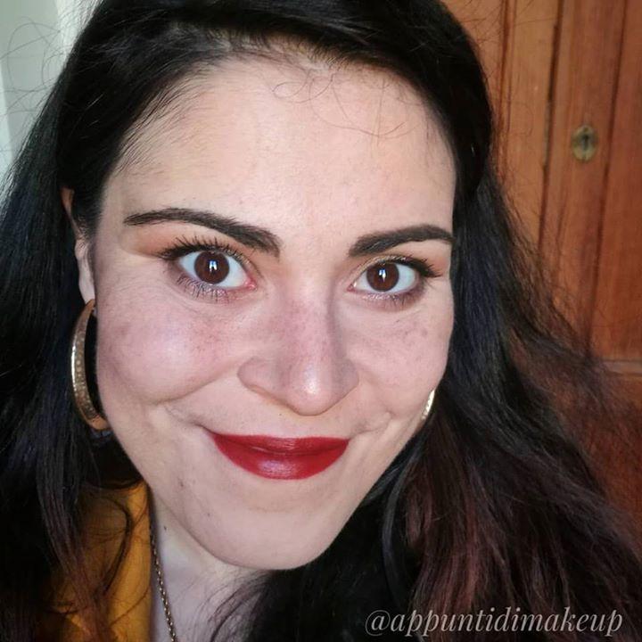 Un trucco da viaggio di lavoro con annesse immancabili imperfezioni da stress  I prossimi giorni saranno un po' frenetici ma vi tengo aggiornat  #FOTD #faceoftheday #appuntidimakeup #igers #igersitalia #ibblogger #bblogger #igersroma #love #picoftheday #photooftheday #amazing #smile #instadaily #followme #instacool #instagood http://ift.tt/2qw6En7