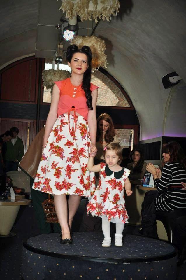 Laura Chirita: Family Style Fashion Week