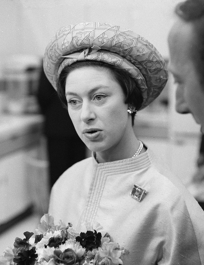 HRH Princess Margaret - 1965