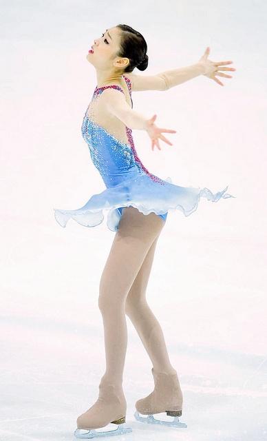 20130105 Korea Figure Skating Championship, Kiss of the Vampire -19 @yunaaaa #YunaKIM
