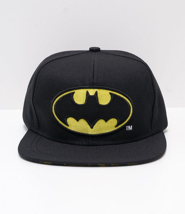 Boné infantil  Modelo aba reta  Estampa Batman  Marca: DC Originals       COLEÇÃO VERÃO 2017     Veja outras opções de    bonés infantis.