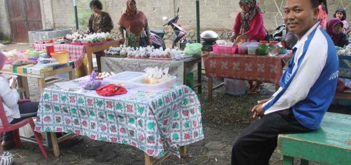 Pemuda Muhammadiyah Merden Gelar Pasar Ramadhan