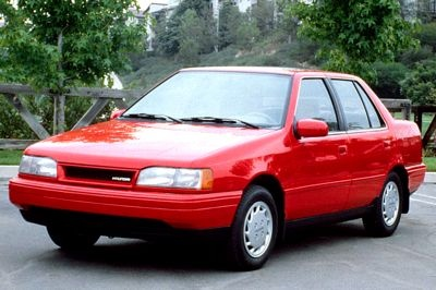 1990 Hyundai Excel