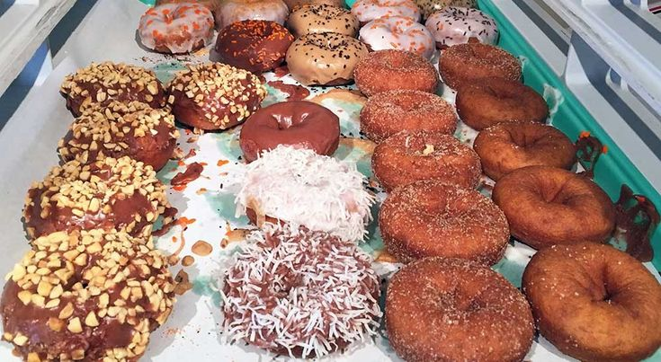 Iowa's Best Donuts: Jitter's, Sioux City