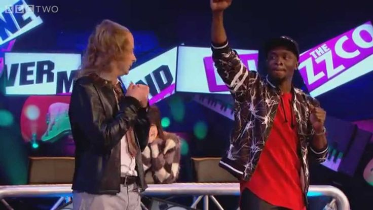 Paul Foot and Fuse ODG dance to Azonto - Never Mind the Buzzcocks: Episode 5 Preview - BBC Two