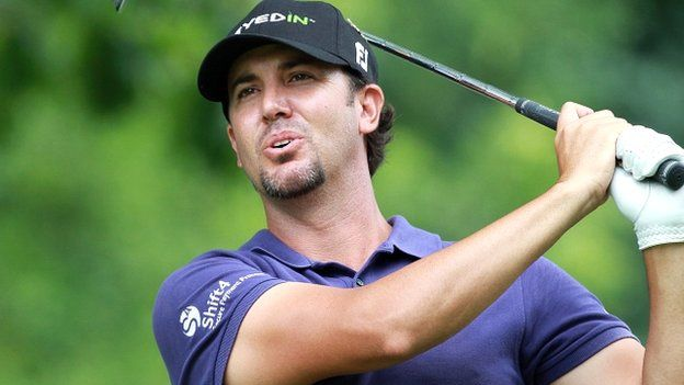 America's Scott Piercy won the Canadian Open by a shot after firing a final-round 67 to beat countrymen Robert Garrigus and William McGirt.