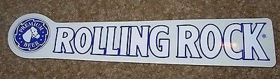 #Rolling rock blue logo #sticker #decal craft beer brewing brewery,  View more on the LINK: http://www.zeppy.io/product/gb/2/272073533243/
