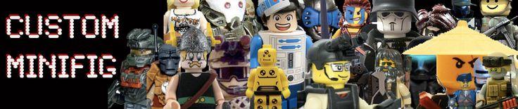 Custom Lego Painting Guide | Custom LEGO Minifigures