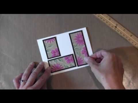 SU! Video Tutorial: Ghost Stamping Technique with Secret Garden stamp, by Darlene DeVries