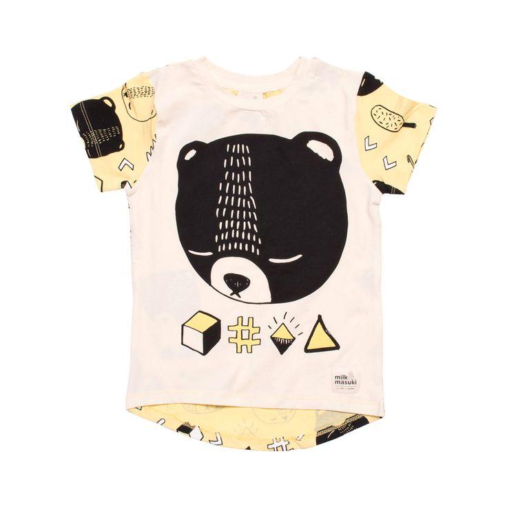 Kids Tee- Bear Picnic