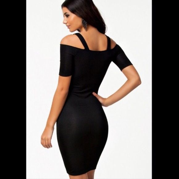 Tight black dress uk