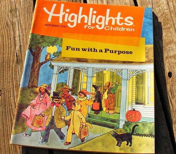 Highfalutin Convolutin' (Grubby & Mayor Annabelle) [NPC Thread] 6fba063d2635a6c1521b9afef170ee39--kids-magazines-highlights-magazine