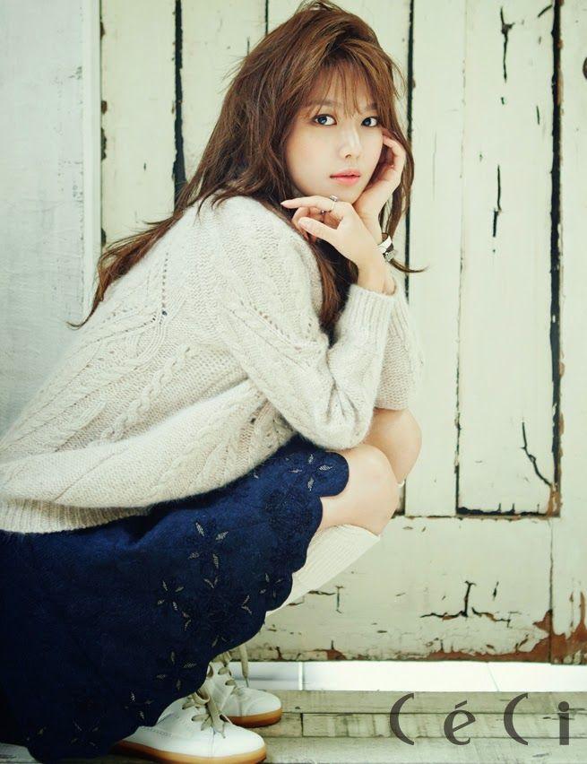 Sooyoung SNSD Girl's Generation CeCi November 2014