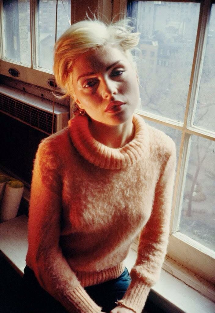 Debbie Harry  Chris Stein (1978)