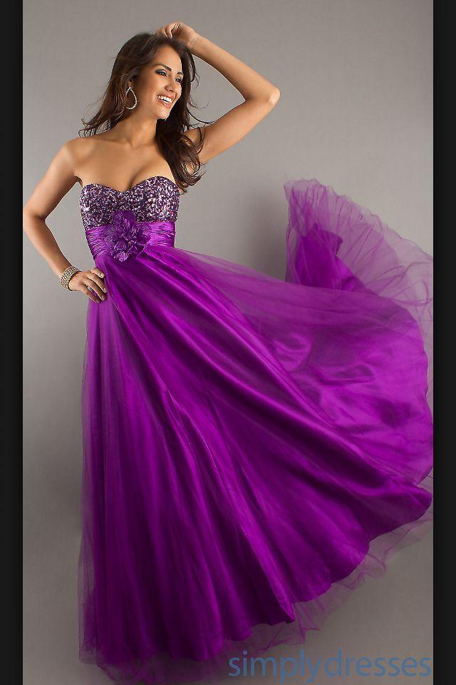 Mejores 40 imágenes de Prom Dresses en Pinterest | Vestido de baile ...