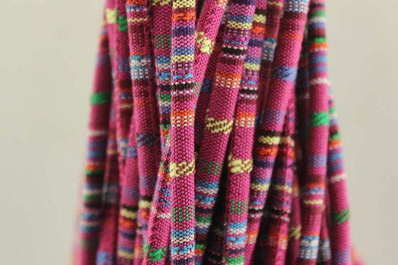 10 yard roseo cotton rope by DIYArtMall on Etsy,$4.7