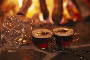 Brandy and sherry in a traditional holiday Wassail. - Helene Toresdotter/Nordic Photos/Getty Images