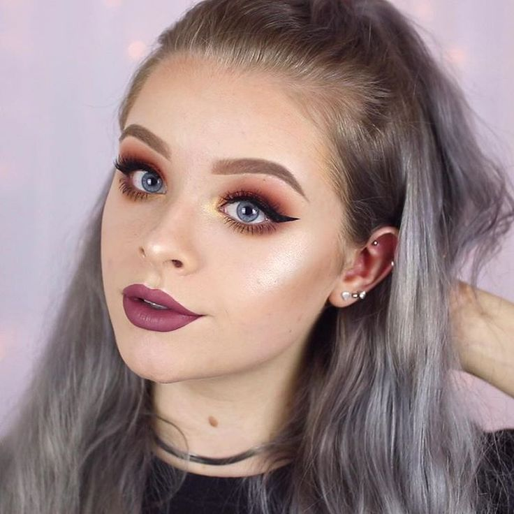 "7,385 Likes, 71 Comments - Sophie (@sophdoesnails) on Instagram: ""Tonights video will be this makeup look, using the @jeffreestar #androgyny palette Forgive the…"""