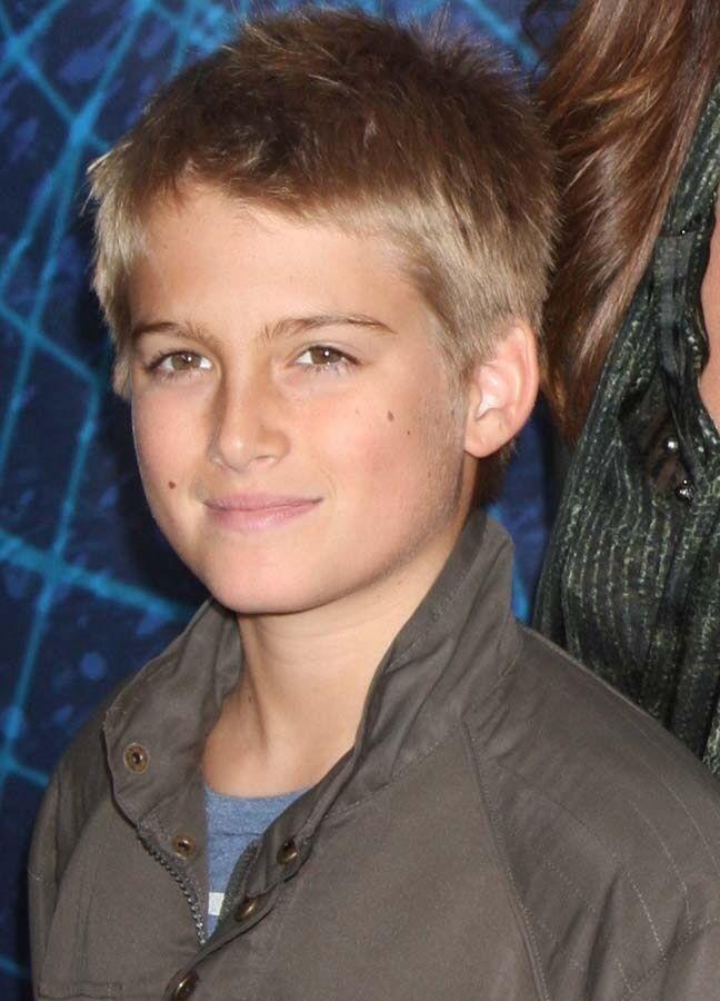 Presley Gerber, son of Cindy Crawford & Rande Gerber