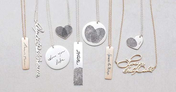 how to make personalized jewelry