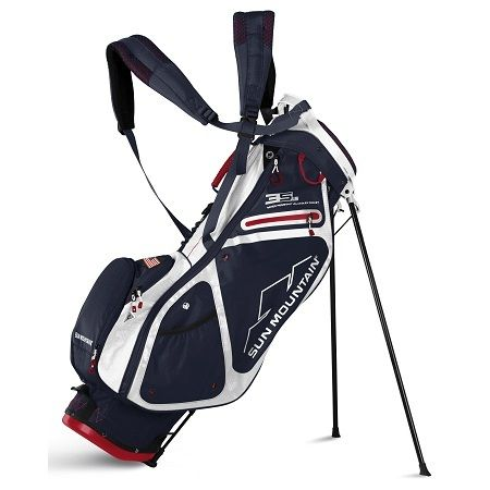 Sun Mountain 2017 3 5 Ls Stand Golf Bag Junior Ing Guide Equipment And Training Pinterest Bags