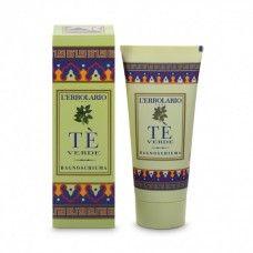 Zöld tea fürdő -és tusolózselé - Rendeld meg online! Lerbolario Naturkozmetikumok http://lerbolario-naturkozmetikumok.hu/kategoriak/testapolas/tusfurdok