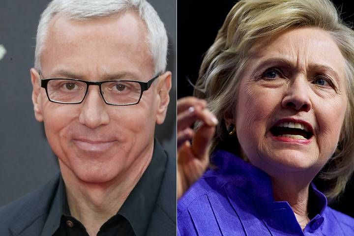 #Dr. Drew 'gravely concerned' about Hillary Clinton's health care - Globalnews.ca: Globalnews.ca Dr. Drew 'gravely concerned' about Hillary…