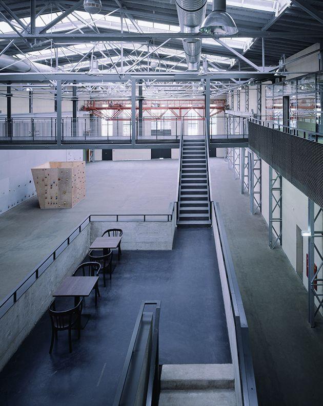Coole Location + Skatepark in Köln! Abenteuerhalle Kalk.