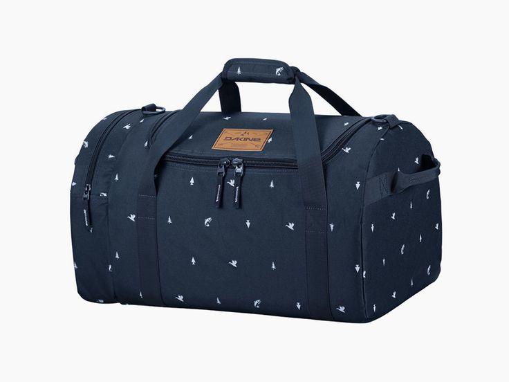 Dakine EQ Bag – blue travel handbag / Dakine Park EQ Bag – modrá cestovní taška  #dakine #blue #backpack #eqbag  http://www.urbag.cz/batohy-tasky-dakine-vyber-kolekce-podzim-zima-2014/