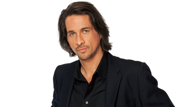 Michael Easton - John McBain is a complicated guy. He's a police