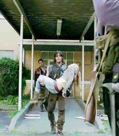 46 Daryl GIFs That Prove He's the Man on 'The Walking Dead'