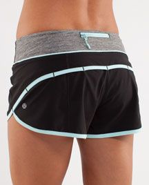 Running shorts. adore all lulu lemon workout clothes
