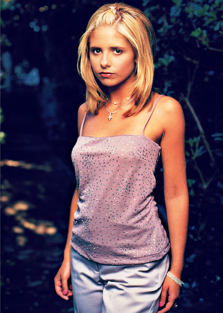 Buffy Summers \\ Promo Picture - Season 3