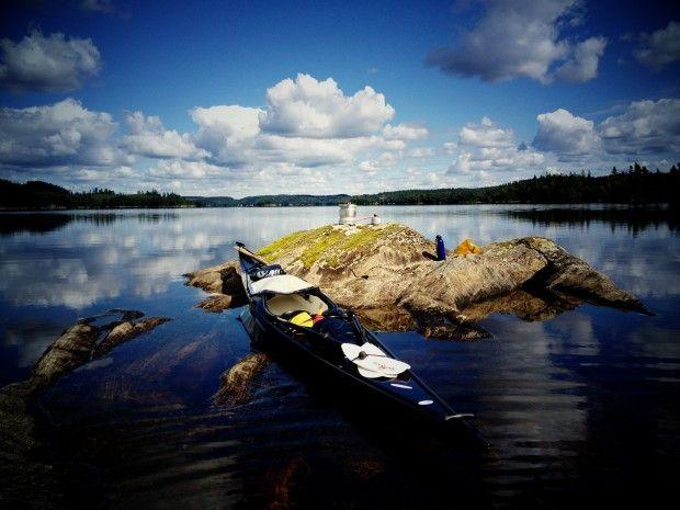 Nya uppdaterade sjökort i vår På Sjön app!