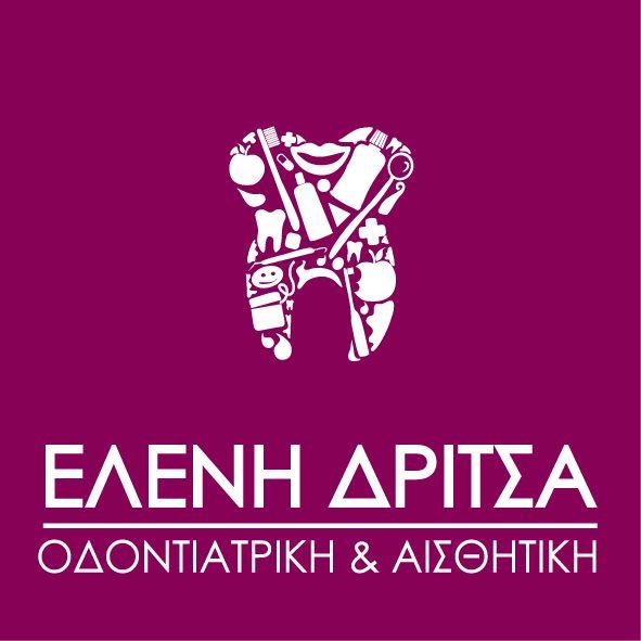#Logo designed for Dentistry   and aesthetic_ Eleni Dritsa