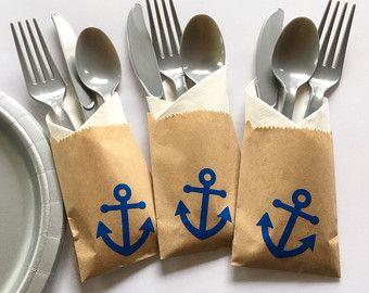 Fête nautique tasses mariage nautique ancre tasses