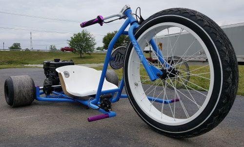 Brand New Gas Powered Drift Trike Tricycle Bike Fat Ryder Motorized