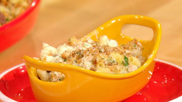 Tuna Melt Mac 'n' Cheese #whatsfordinner