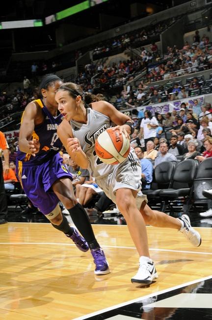 Silver Stars vs. Sparks: 6/16/12: Photo