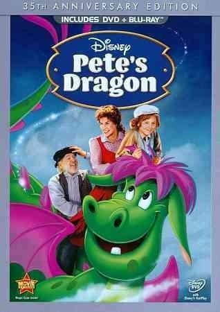 This heartwarming musical blends animation and music to highlight the story of a young boy who is befriended by a delightful dragon. The film features charming performances from Mickey Rooney, Helen R